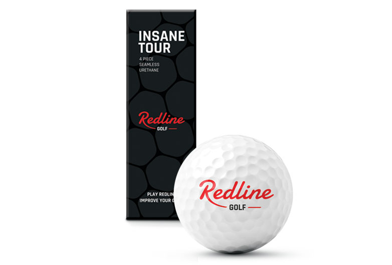 4P urethane golf ball