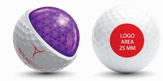 golfbal met meer controle
