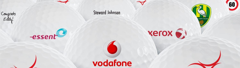 golfballen bedrukken goedkoop
