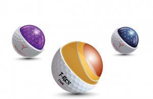 Redline golfballen