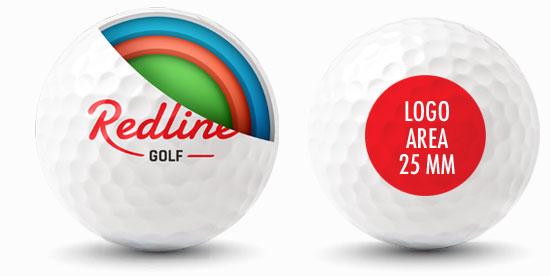 betaalbare urethane golfbal voor lage hcp golfers