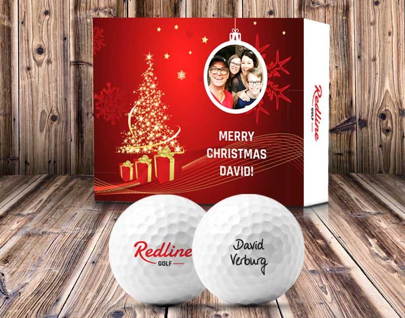 golfkado-doos-kerst-met-eigen-foto-en-tekst