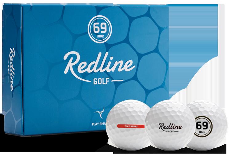 Redline-69-tour-urethane-golfballen